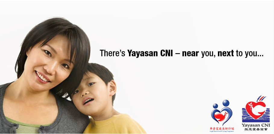 There's Yayasan CNI - near you, next to you